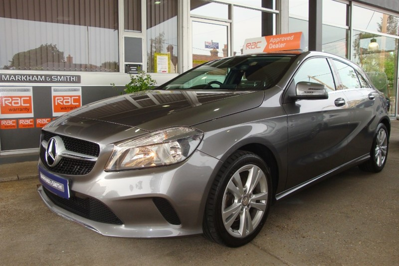 used Mercedes A180 A 180 SPORT 6 SPEED MANUAL  FMBSH SERVICED 3 TIMES LAST ON 10.02.2020  BEST COLOUR in witham-essex