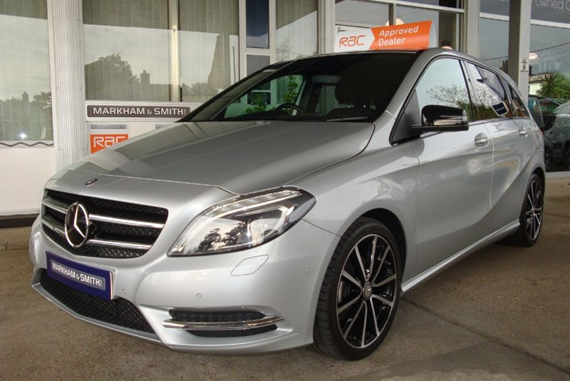 used Mercedes B180 CDI BLUEEFFICIENCY SPORT ONE OWNER 22,004 FROM NEW +EXEC & PREMIUM PACKS + +++ in witham-essex