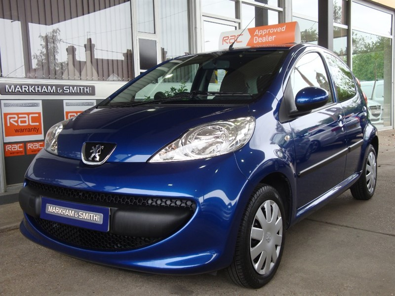 used Peugeot 107 URBAN 2 Owner Car With Just 13,410 Miles From New Yes Its Correct 13,410 in witham-essex