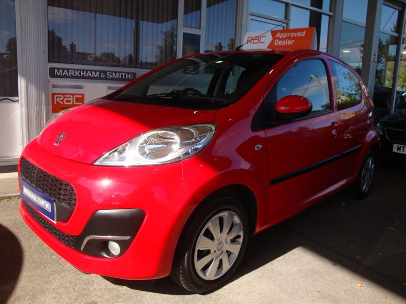 used Peugeot 107 ACTIVE Super low miles + Free Road Tax Model  +++++ 1 Owner  Car Full Peugeot Main Dealer in witham-essex