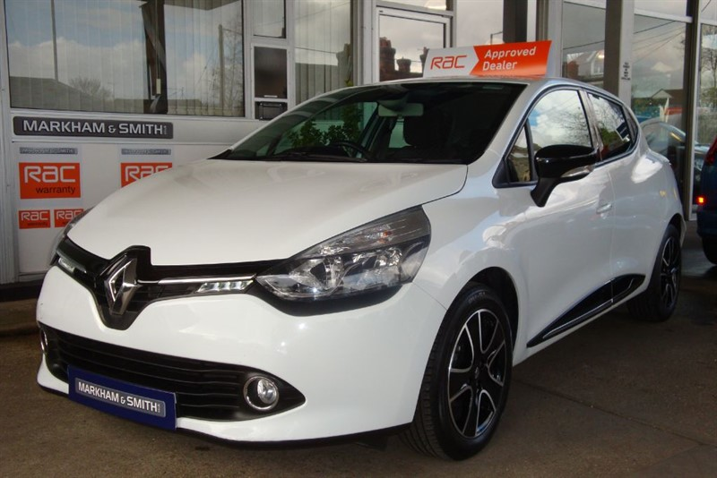 used Renault Clio DYNAMIQUE MEDIANAV 1 Lady Owner  38,222 Full Renault Main Dealer Service  in witham-essex