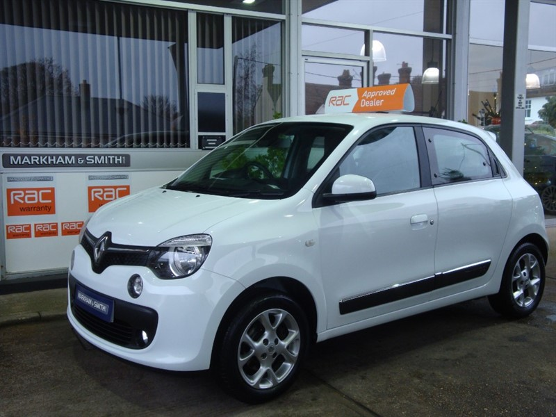 used Renault Twingo DYNAMIQUE SCE S/S Zero road tax band + 1 Owner + 35,05 in witham-essex