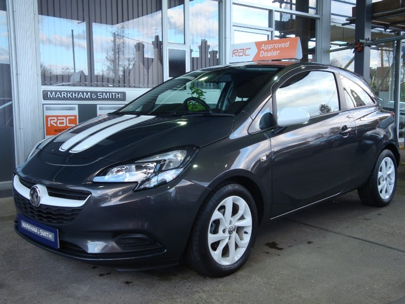 used Vauxhall Corsa STING ECOFLEX + 47,028 +FSH Vauxhall 4 Stamps 3 Main Dealer 1 M & S Just Carried Out Service in witham-essex