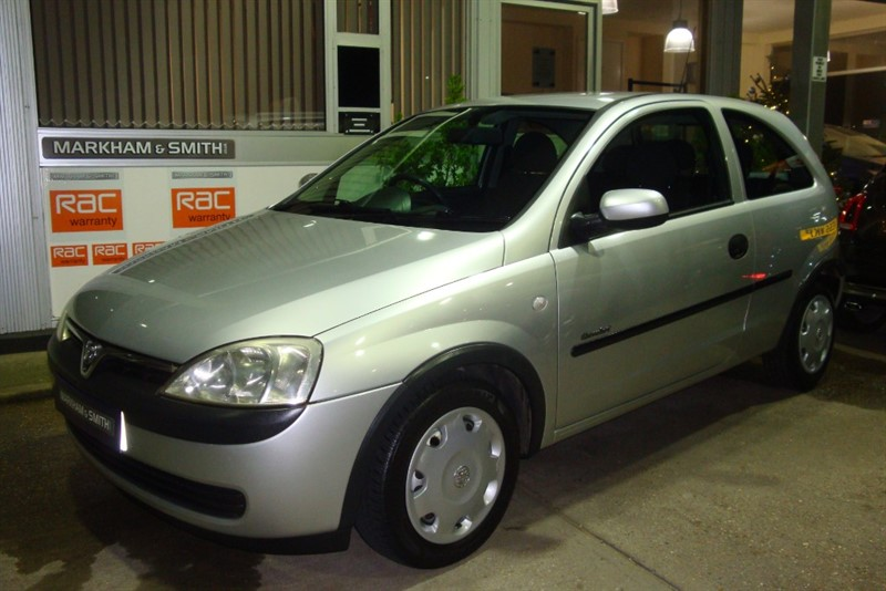 used Vauxhall Corsa COMFORT 12V in witham-essex