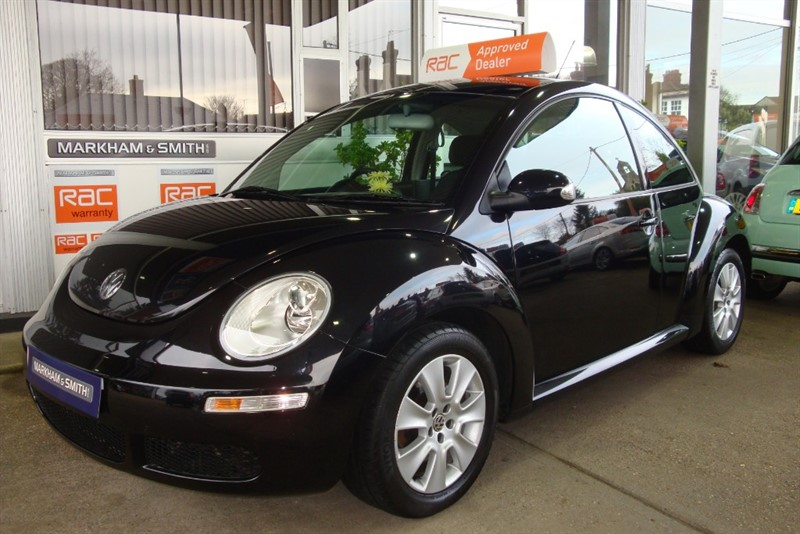 used VW Beetle 8V low 50,604 miles from new ++++ FSH in witham-essex