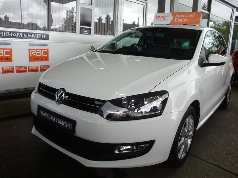 used VW Polo MATCH EDITION 1.2 Petrol 5dr  Just 19,050 from new  FSH 4 Stamps in witham-essex