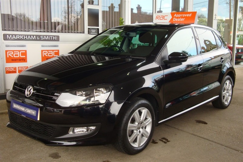 used VW Polo MATCH 60 5DR  36,115 2 Owners in witham-essex