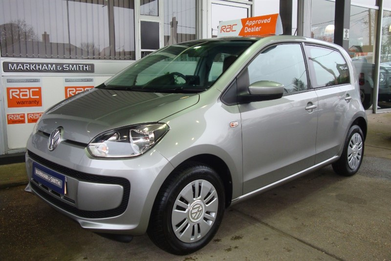 used VW Up MOVE UP 1 Owner FVWSH 4 STAMPS +29,080 FROM NEW in witham-essex