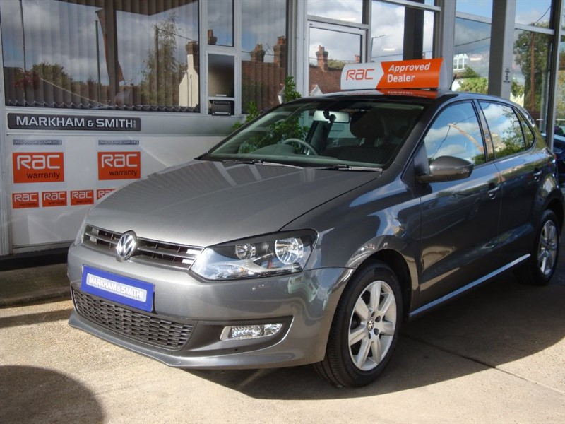 used VW Polo SE TDI 59,067 One Lady Owner VW Service History Cambelt Changed @45k in witham-essex