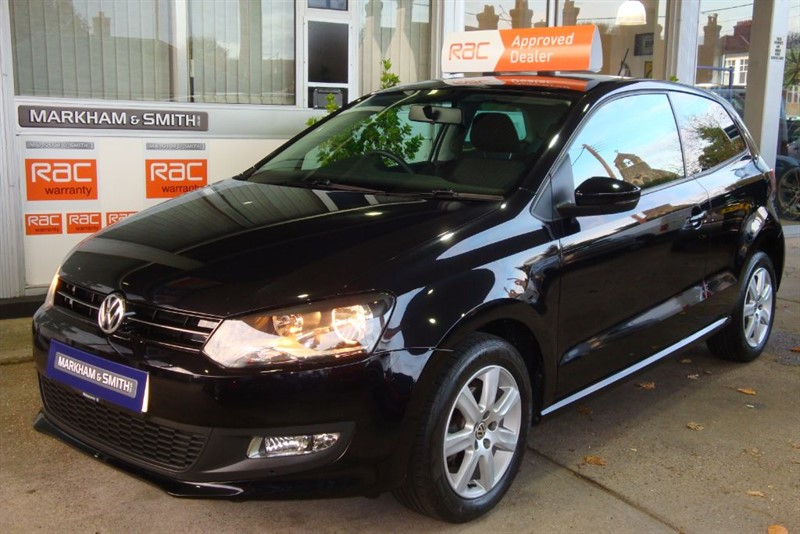 used VW Polo MATCH 1.4 3dr One MISS ..... FROM  NEW  WITH FULL SERVICE HISTORY (VW) in witham-essex