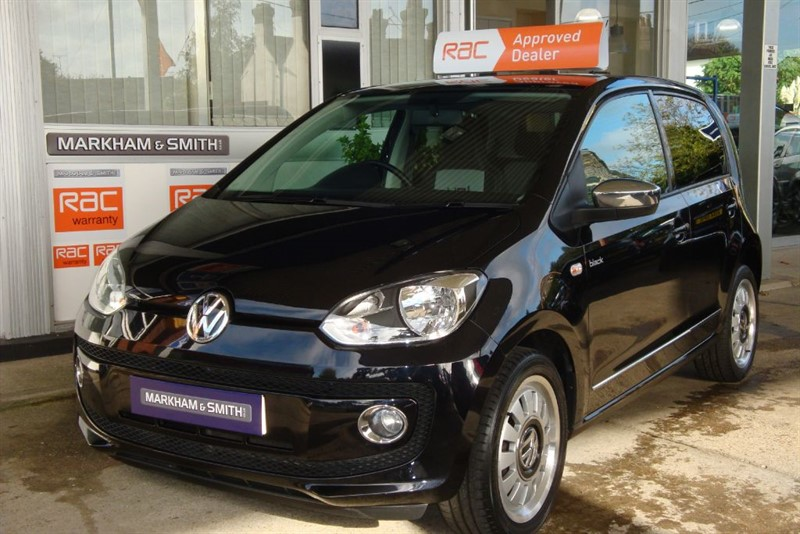 used VW Up UP BLACK 32,365 from new  +++ Stunning Car in amazing condition +++++++++++ in witham-essex