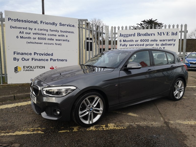 used BMW 118i M SPORT in Newmarket-Suffolk