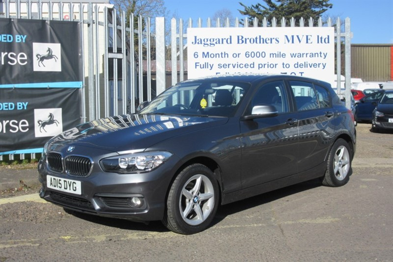 used BMW 118i SE in Newmarket-Suffolk