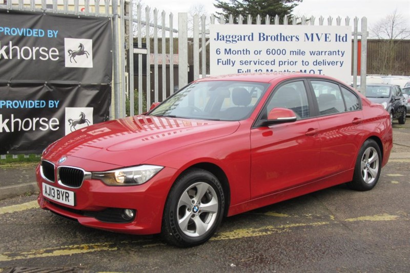 used BMW 320d EFFICIENTDYNAMICS in Newmarket-Suffolk