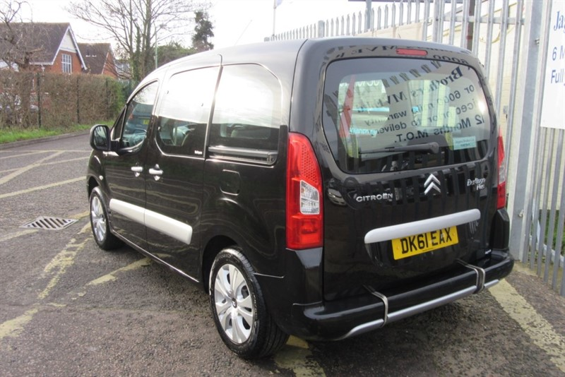 used Citroen Berlingo Multispace HDI PLUS in Newmarket-Suffolk