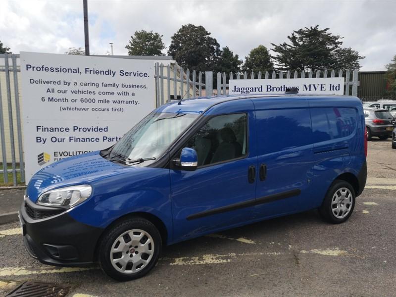 used Fiat Doblo 16V SX MULTIJET in Newmarket-Suffolk