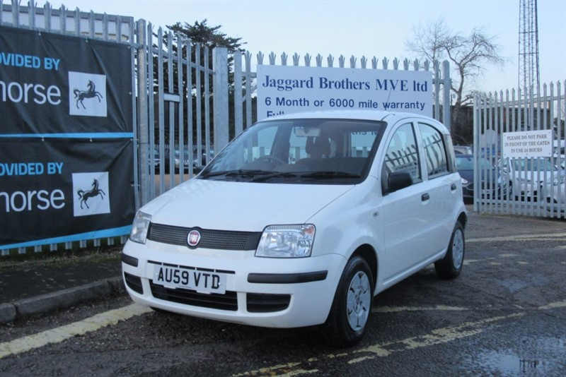 used Fiat Panda ACTIVE ECO in Newmarket-Suffolk