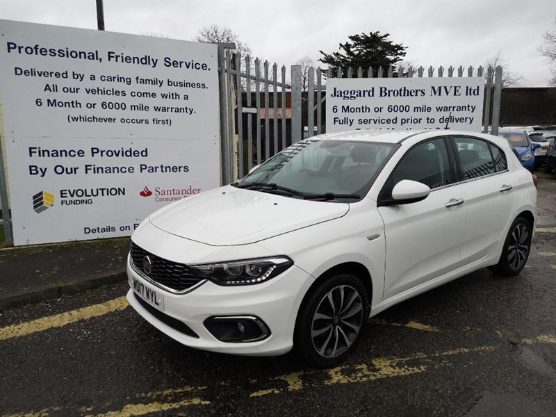 Fiat Tipo for sale