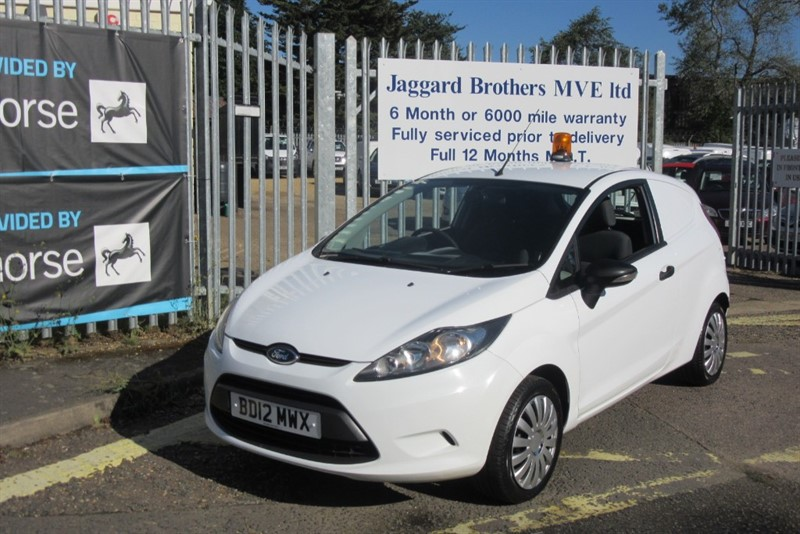 used Ford Fiesta BASE TDCI in Newmarket-Suffolk