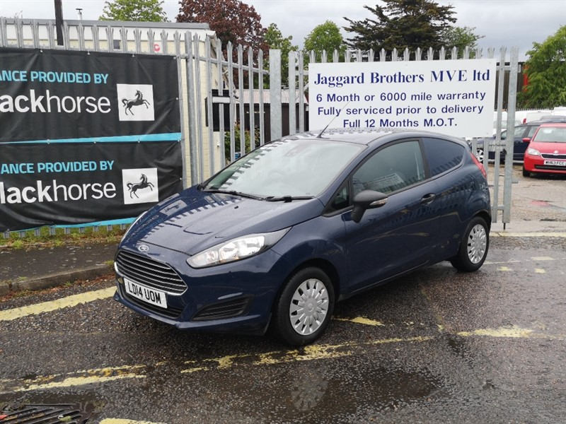 used Ford Fiesta ECONETIC TDCI in Newmarket-Suffolk