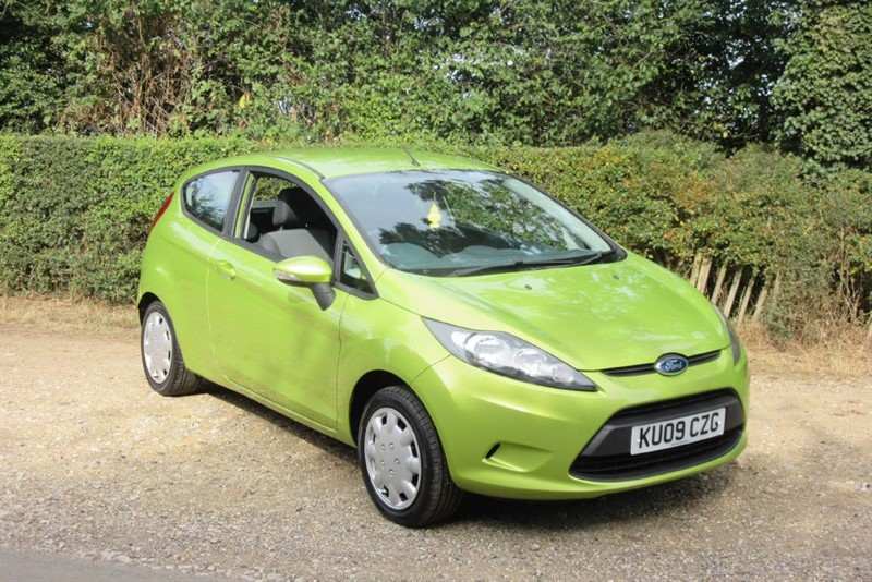 used Ford Fiesta STYLE PLUS in Newmarket-Suffolk