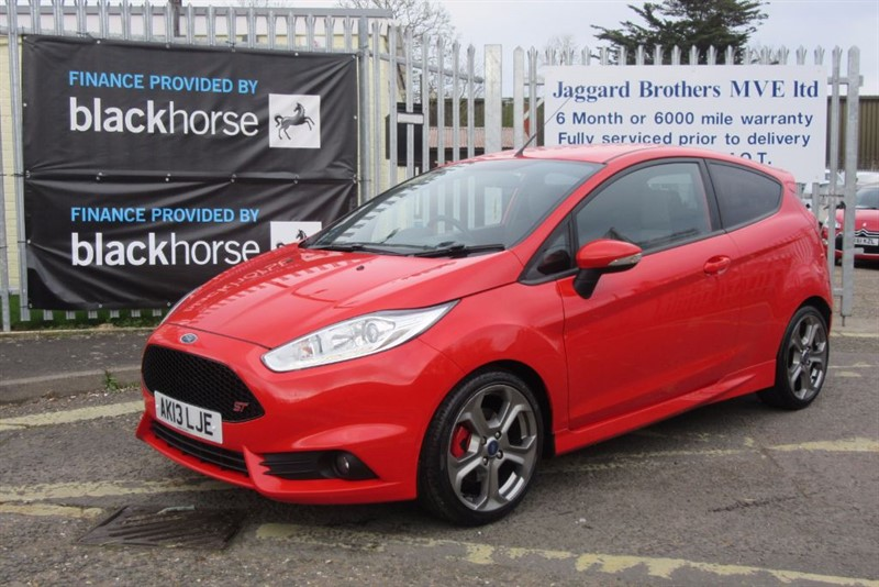 used Ford Fiesta ST-2 in Newmarket-Suffolk
