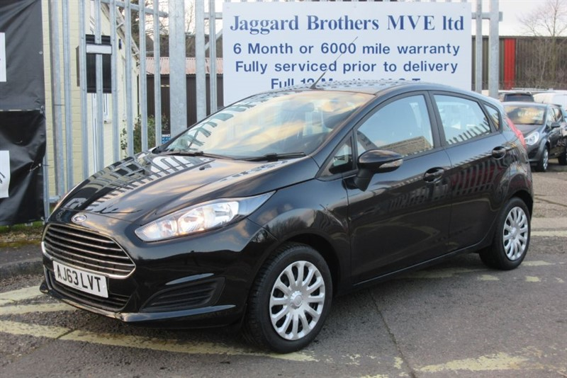used Ford Fiesta 1.5 Tdci Style in Newmarket-Suffolk