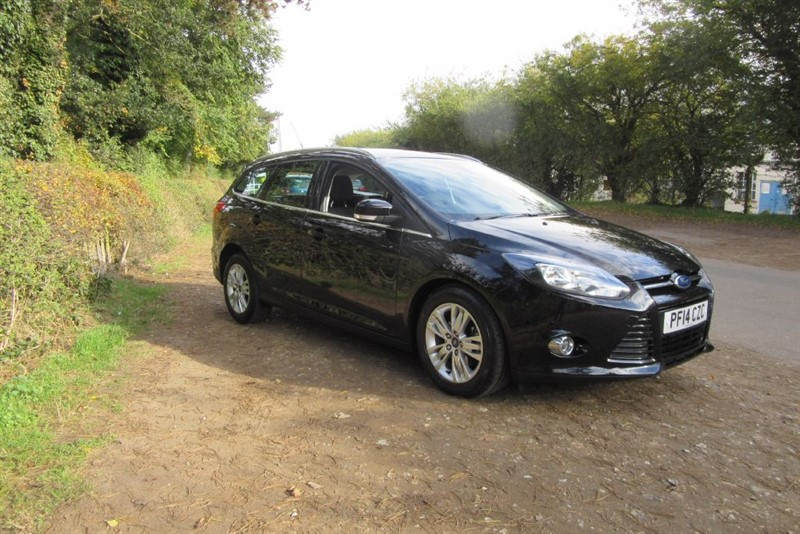 used Ford Focus TITANIUM NAVIGATOR TDCI in Newmarket-Suffolk