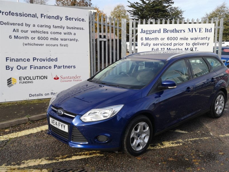 used Ford Focus Edge A,C in Newmarket-Suffolk