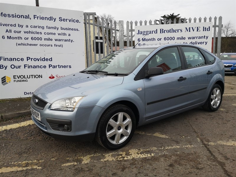 used Ford Focus SPORT TDCI in Newmarket-Suffolk