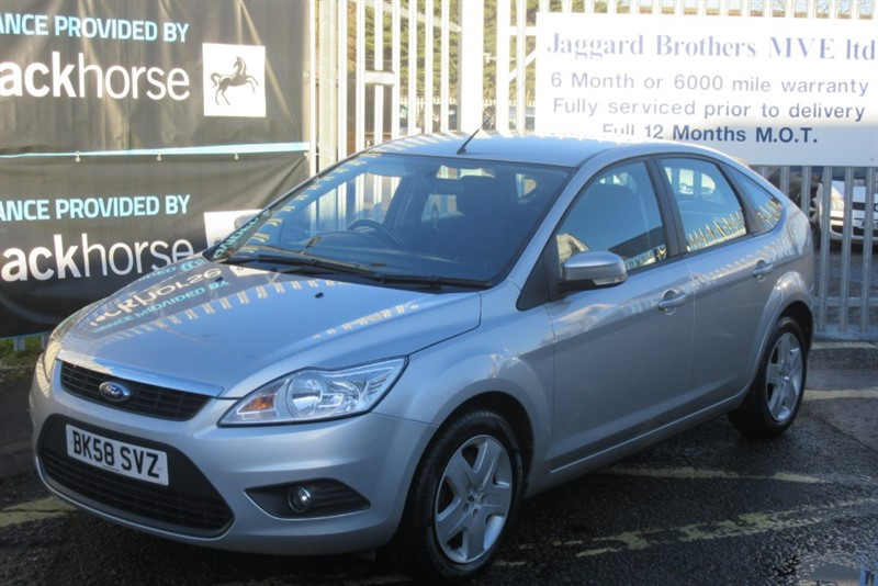 used Ford Focus STYLE in Newmarket-Suffolk