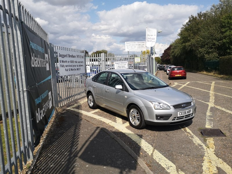 used Ford Focus GHIA in Newmarket-Suffolk