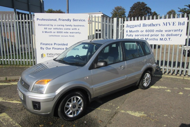 used Ford Fusion ZETEC CLIMATE in Newmarket-Suffolk