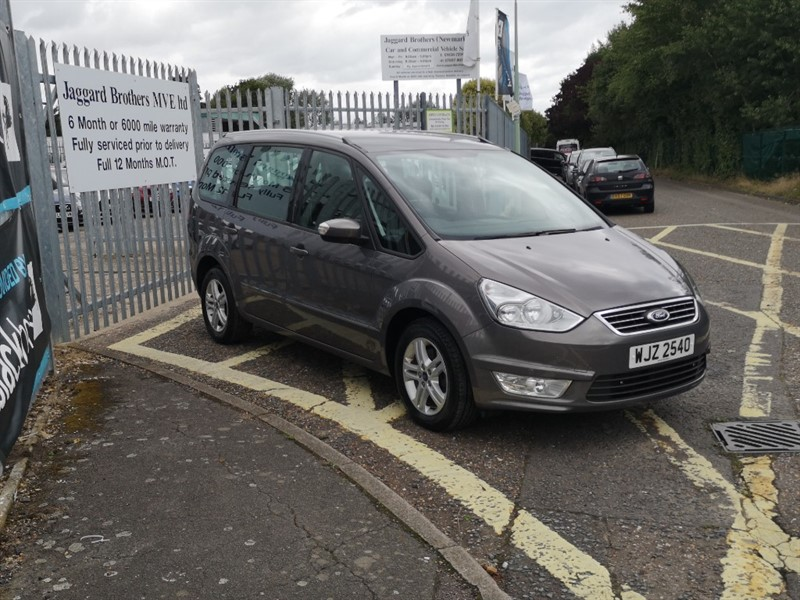 used Ford Galaxy ZETEC TDCI in Newmarket-Suffolk