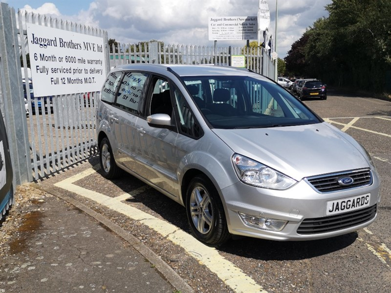 used Ford Galaxy 1.6 Tdci Zetec in Newmarket-Suffolk