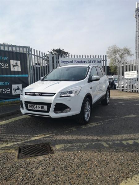 used Ford Kuga TITANIUM X TDCI in Newmarket-Suffolk