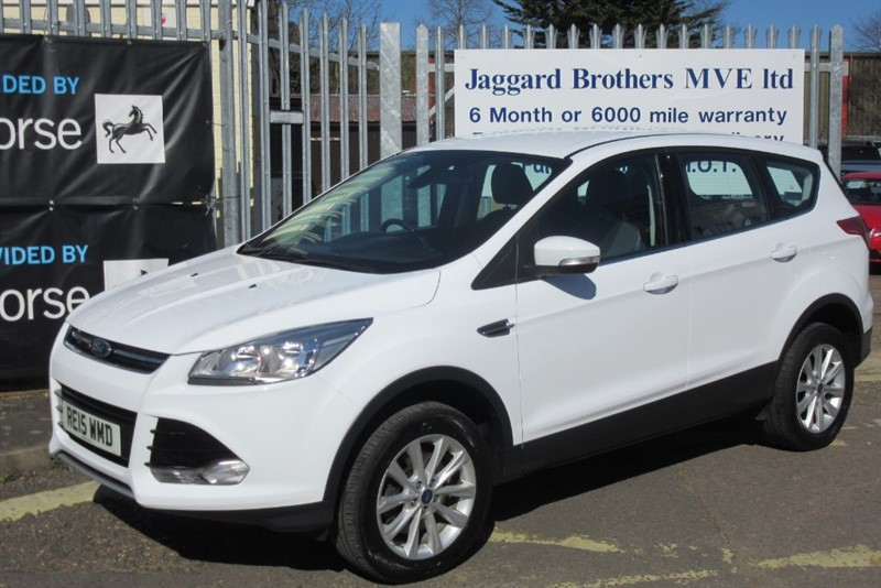 used Ford Kuga TITANIUM TDCI in Newmarket-Suffolk