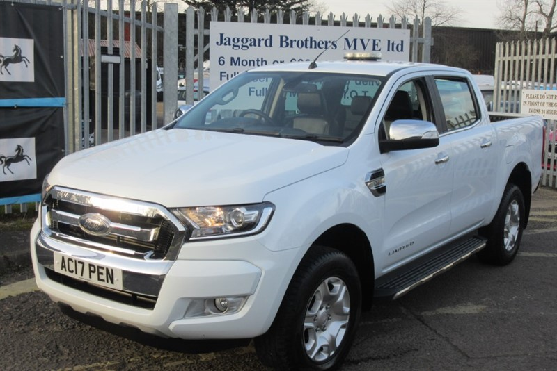 used Ford Ranger Ranger 3.2 ltd Double Cab in Newmarket-Suffolk