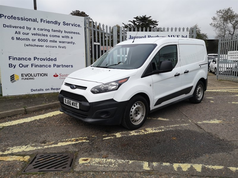 used Ford Transit Connect 200 P/V in Newmarket-Suffolk
