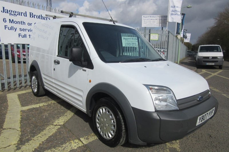 used Ford Transit Connect TDCI T200 SWB P/V 75 in Newmarket-Suffolk
