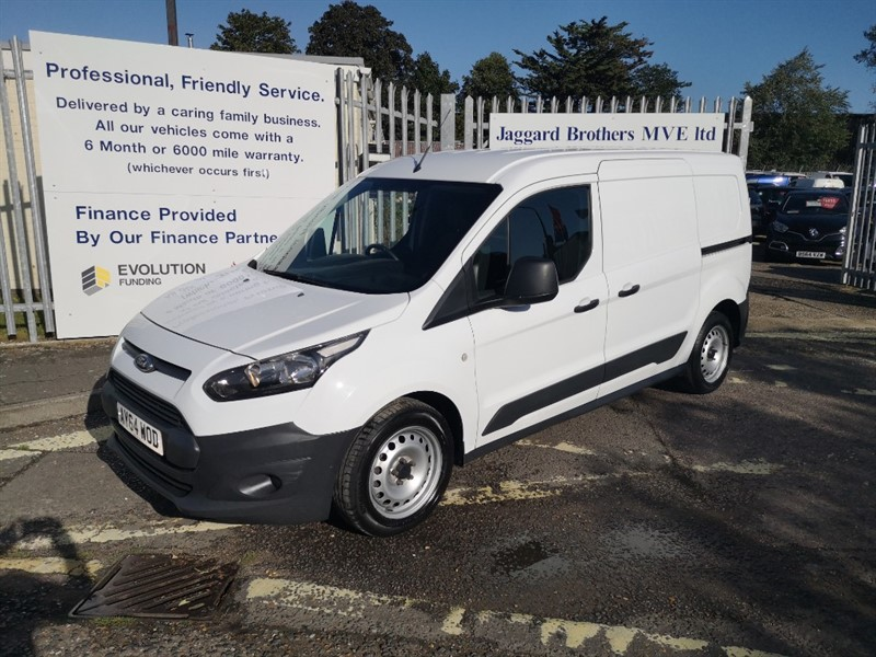 used Ford Transit Connect 240 P/V in Newmarket-Suffolk