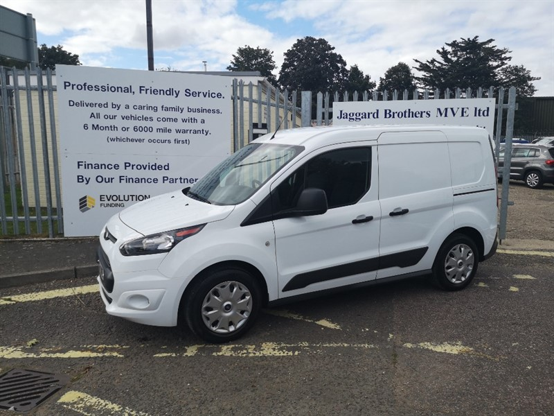 used Ford Transit Connect 200 TREND P/V in Newmarket-Suffolk