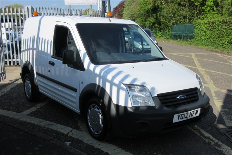 used Ford Transit Connect T200 LR VDPF in Newmarket-Suffolk