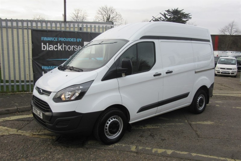 used Ford Transit Custom 290 HR/PV in Newmarket-Suffolk