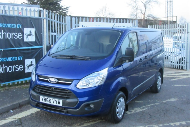 used Ford Transit Custom 290 TREND LR P/V in Newmarket-Suffolk