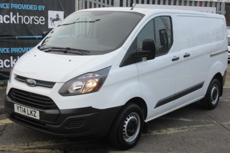 used Ford Transit Custom 270 LR P/V in Newmarket-Suffolk