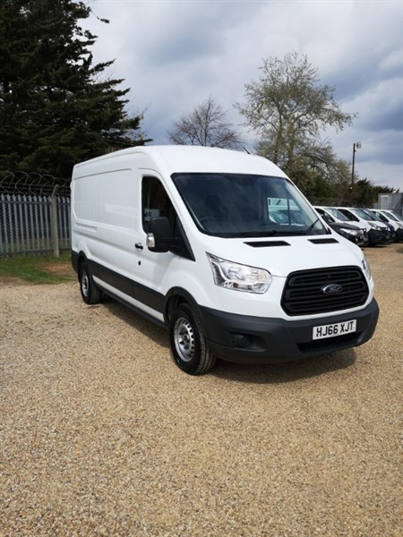 used Ford Transit 350 SHR P/V in Newmarket-Suffolk