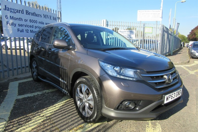 used Honda CR-V I-DTEC SR in Newmarket-Suffolk