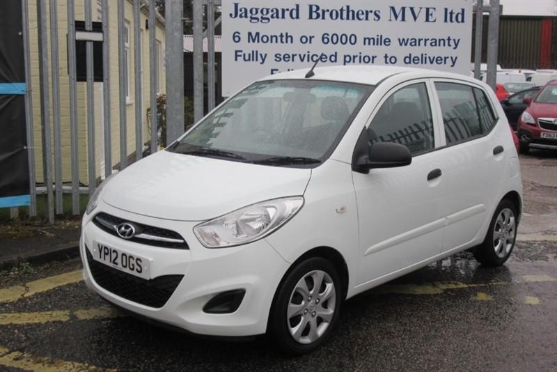 used Hyundai i10 CLASSIC in Newmarket-Suffolk