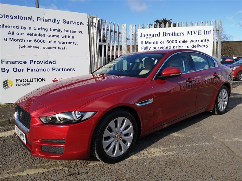 used Jaguar XE PRESTIGE in Newmarket-Suffolk